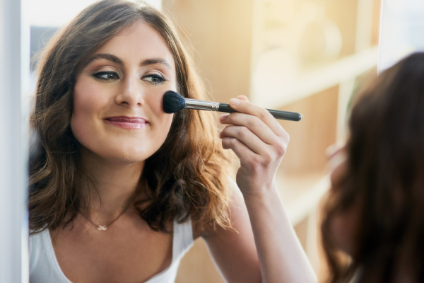 Foundation is the Base Onto Which you Apply Makeup
