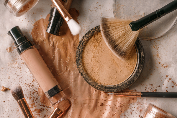 You Can Purchase Liquid or Cream or Powder or Mineral Foundation